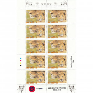 Baby Big Five Full Sheet