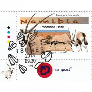 Large Antelopes of Namibia