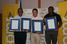 NamPost Courier awarded PMR Diamond for the 7th time.