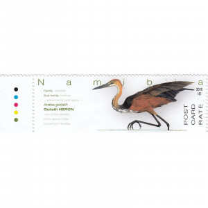 Herons of Namibia Single Set