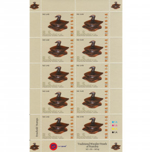 Traditional wooden vessels Full Sheet