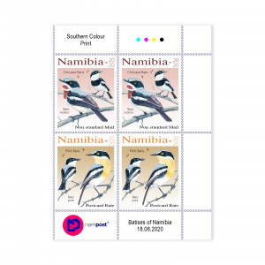 batises of namibia Control Block