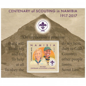 Scouts of Namibia