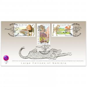 Large Felines of Namibia