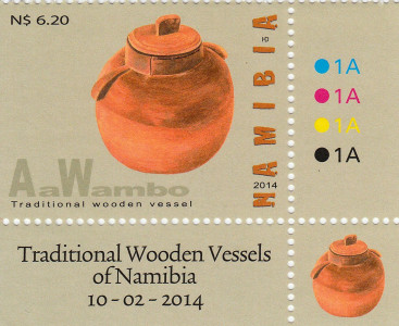 Traditional wooden vessels