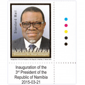 3rd President of Namibia Single Set