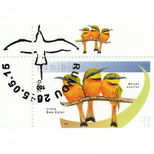Bee-eaters Single Set
