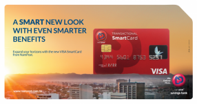 NamPost introduce VISA Branded Smart Card