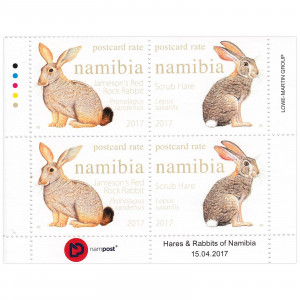 Hares & Rabbits of Namibia