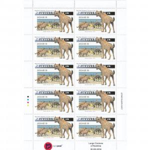 Large Canines Full Sheet