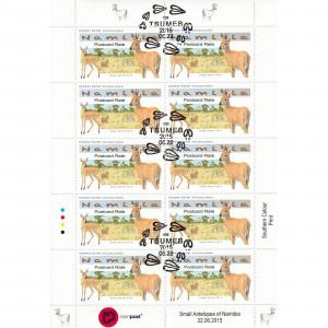 Small Antelopes Full Sheet