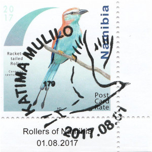 Rollers of Namibia Single Set