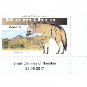 Small Canines of Namibia Single Set