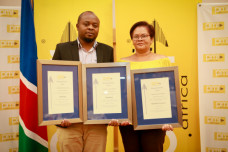 NamPost Courier awarded PMR Diamond for the 8th time.