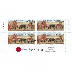 Reprint Wild Horses Control Block